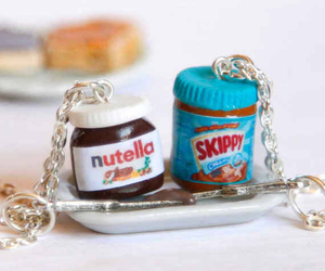 nutella, accessories, and necklace image