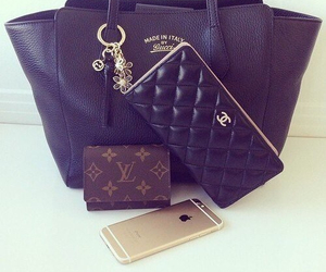 accesories, chanel, and gucci image