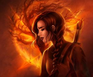 katniss, hunger games, and katniss everdeen image