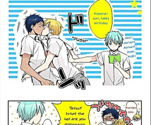 anime, funny, and kise image