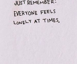 quotes, lonely, and text image