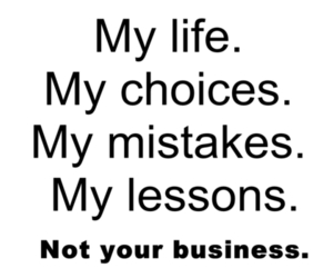 b&w, business, and choices image