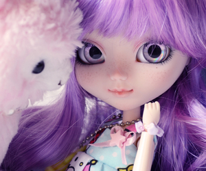 cool, doll, and pullip image