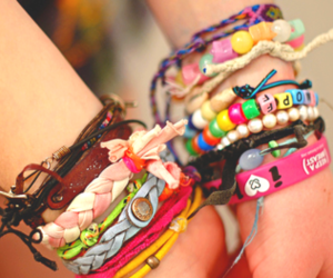 bands, colorful, and colours image