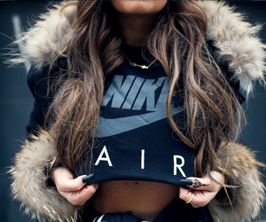 nike, fashion, and girl image