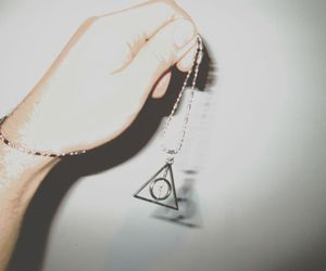 book, deathly hallows, and emma watson image