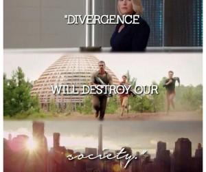 four, divergent, and allegiant image
