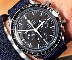 men, omega, and watch image