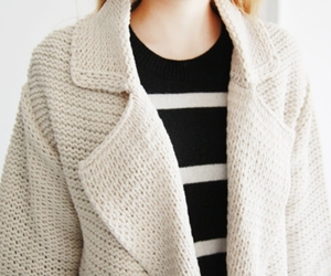beige, cardigan, and warm image