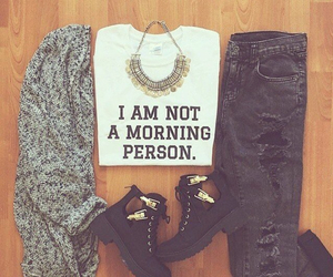 fashion, outfit, and pretty clothes image