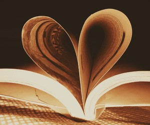 beauty, book, and lovely image