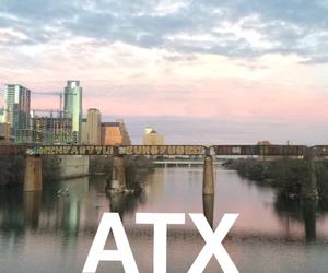 ATX, bridge, and city image