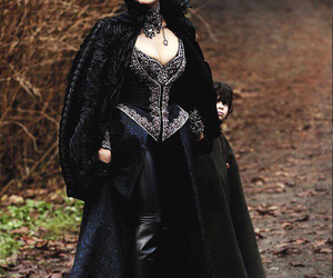 ouat, once upon a time, and regina image