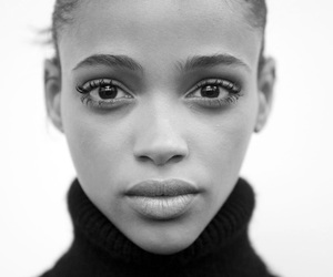 model, girl, and aya jones image