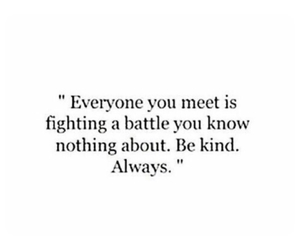 quotes, life, and battle image