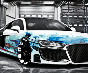 fancy, audir8, and photoshop image