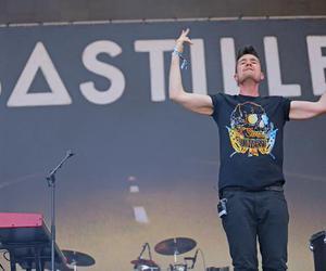 bastille, Lollapalooza, and rock image