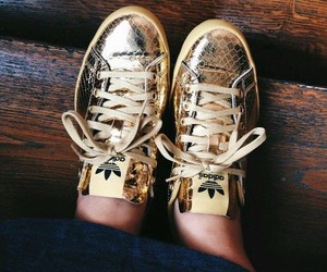 adidas, gold, and arabic image