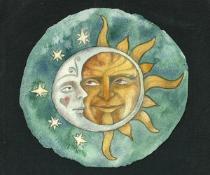 sun and moon image