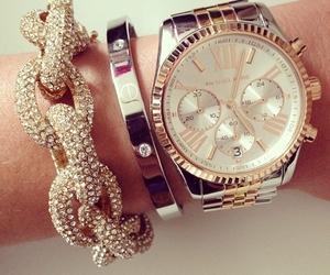 watch, bracelet, and jewelry image