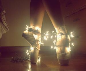 ballet, light, and dance image