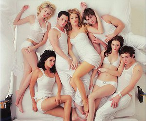 gossip girl, sexy, and white image