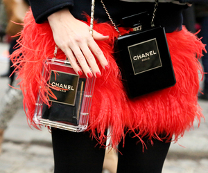 chanel and clutch image