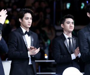 kpop, kai, and d.o. image