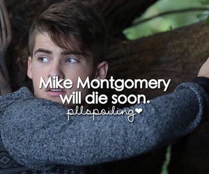 pll, pretty little liars, and mike image
