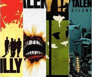 music and billy talent image