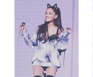 cat ears, princess, and ariana image