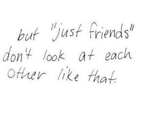 more than friends, secret, and just friens image