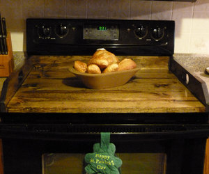 country decor, country kitchen, and space saver image