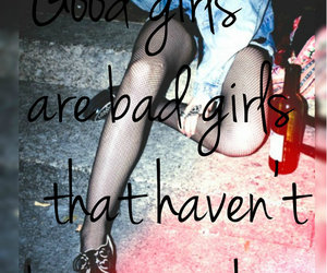 good girls, lyric, and 5sos image