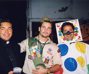 costumes and Halloween image