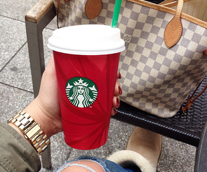 coffee, luxury, and starbucks image