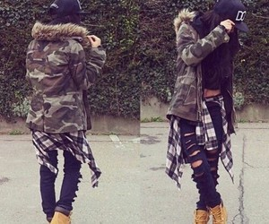 style, girl, and swag image