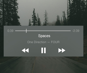 song, spaces, and four image