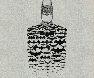 batman and hero image