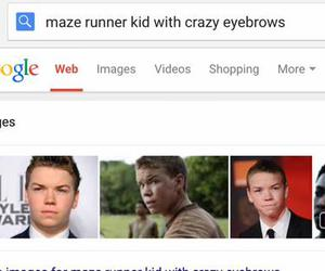 funny, hilarious, and maze runner image