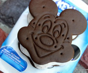 disney, chocolate, and food image