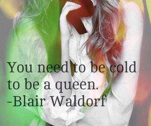 gossip girl, blair waldorf, and blair image