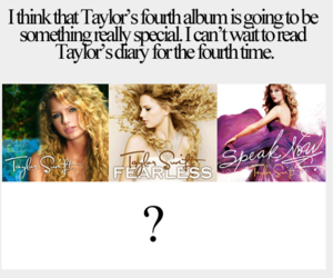 albums, sweet, and Taylor Swift image