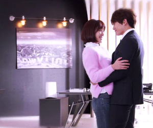 couple, hwang jung eum, and ji sung image