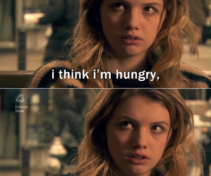 cassie, skins, and hungry image