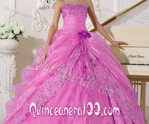 best quinceanera dress, formal quinceanera dress, and pretty quinceanera dress image