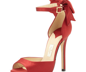 Couture, red, and style image