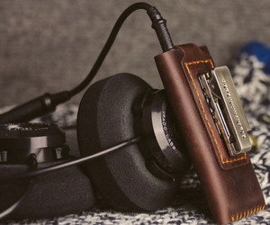 headphones, ipod, and music image