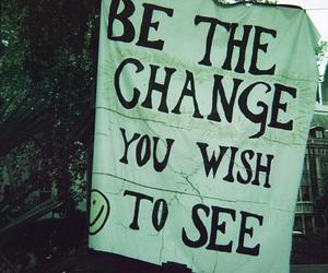 change, quote, and wish image