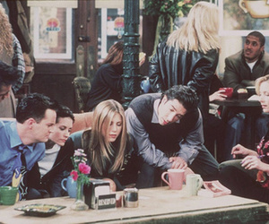 friends, tv, and monica image